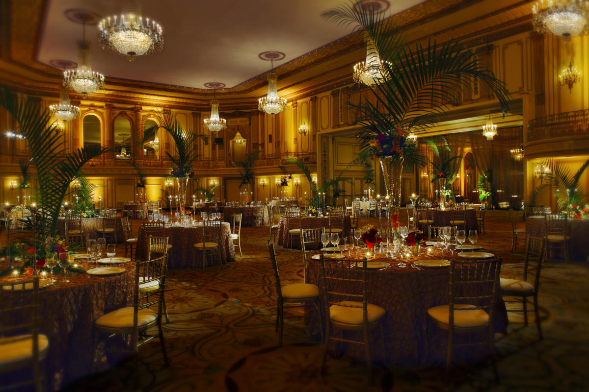 Grand Ballroom of Palmer House, A Hilton Hotel
