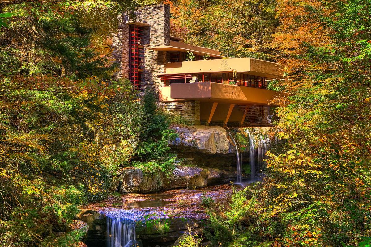 Fallingwater Fall Laurel Highlands