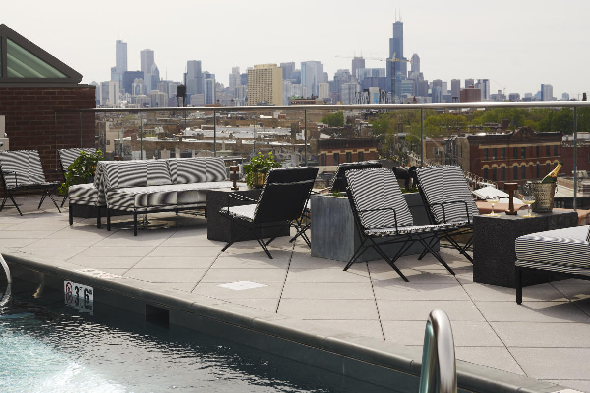 Robey Chicago View