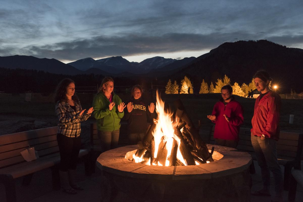 YMCA Campfire
