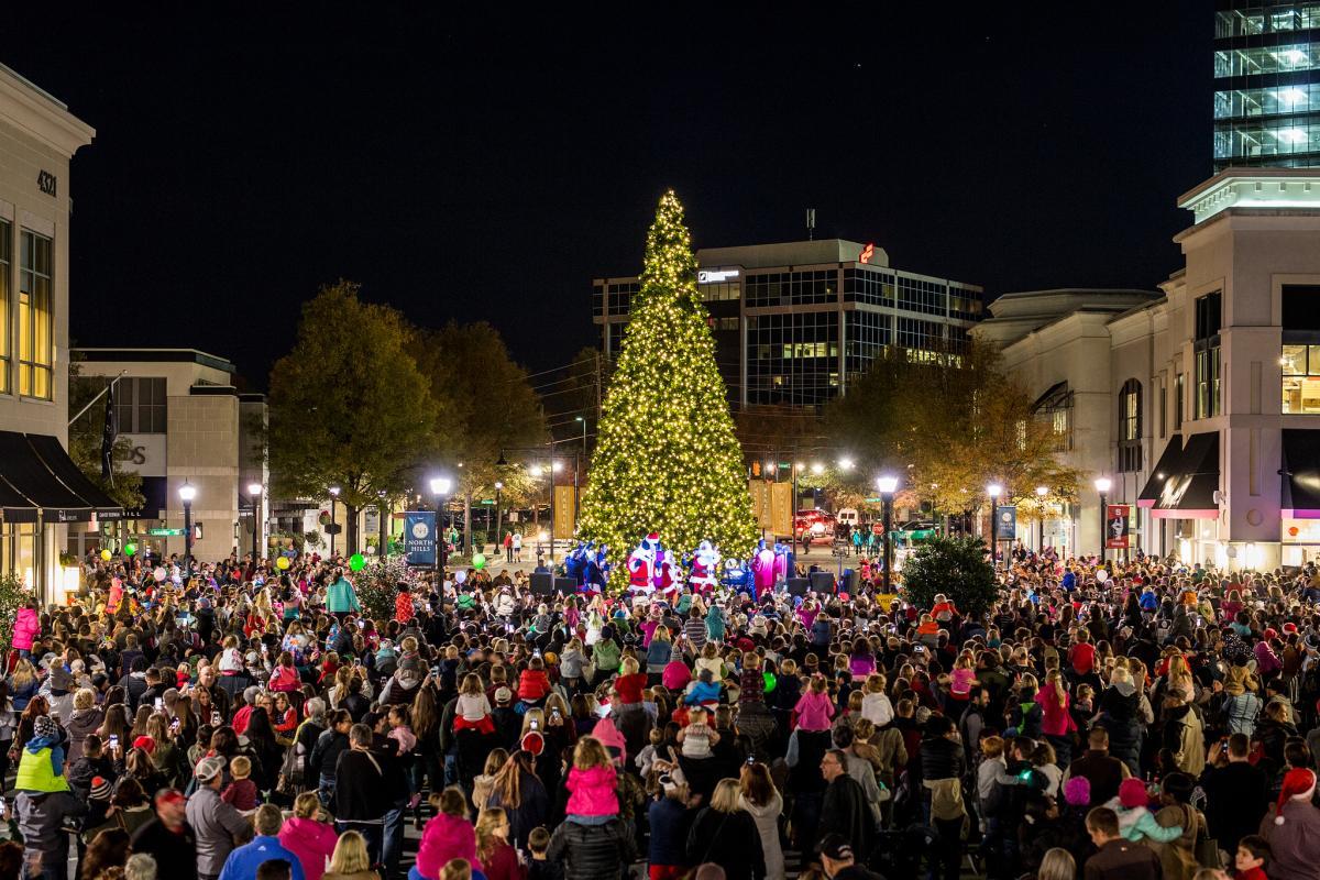 North Hills Tree Lighting Celebration
