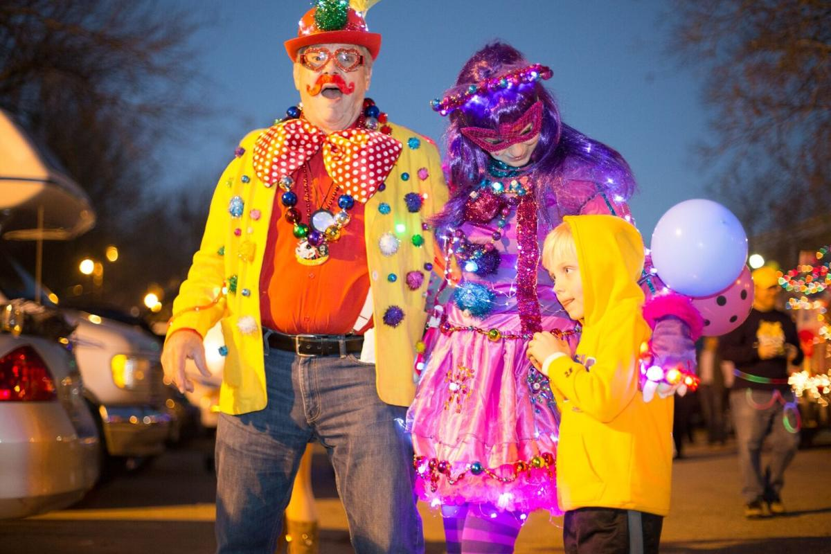 Southdowns Mardi Gras