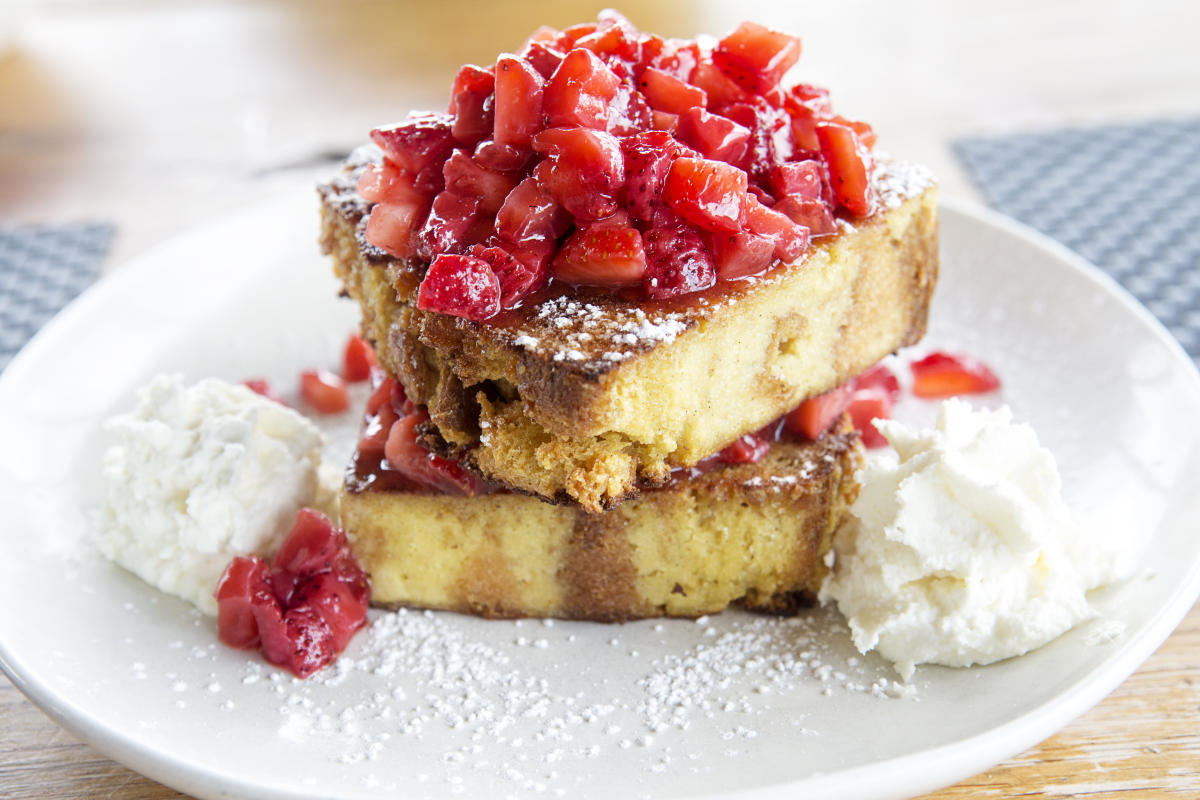 Family Meal French Toast