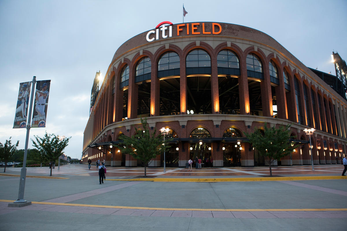Citi Field. Photo by Jen Davis.
