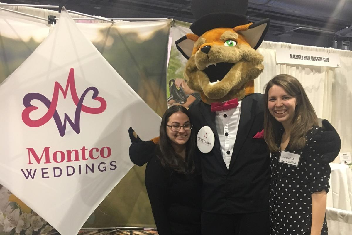 Montco Weddings Bridal Show with Monty