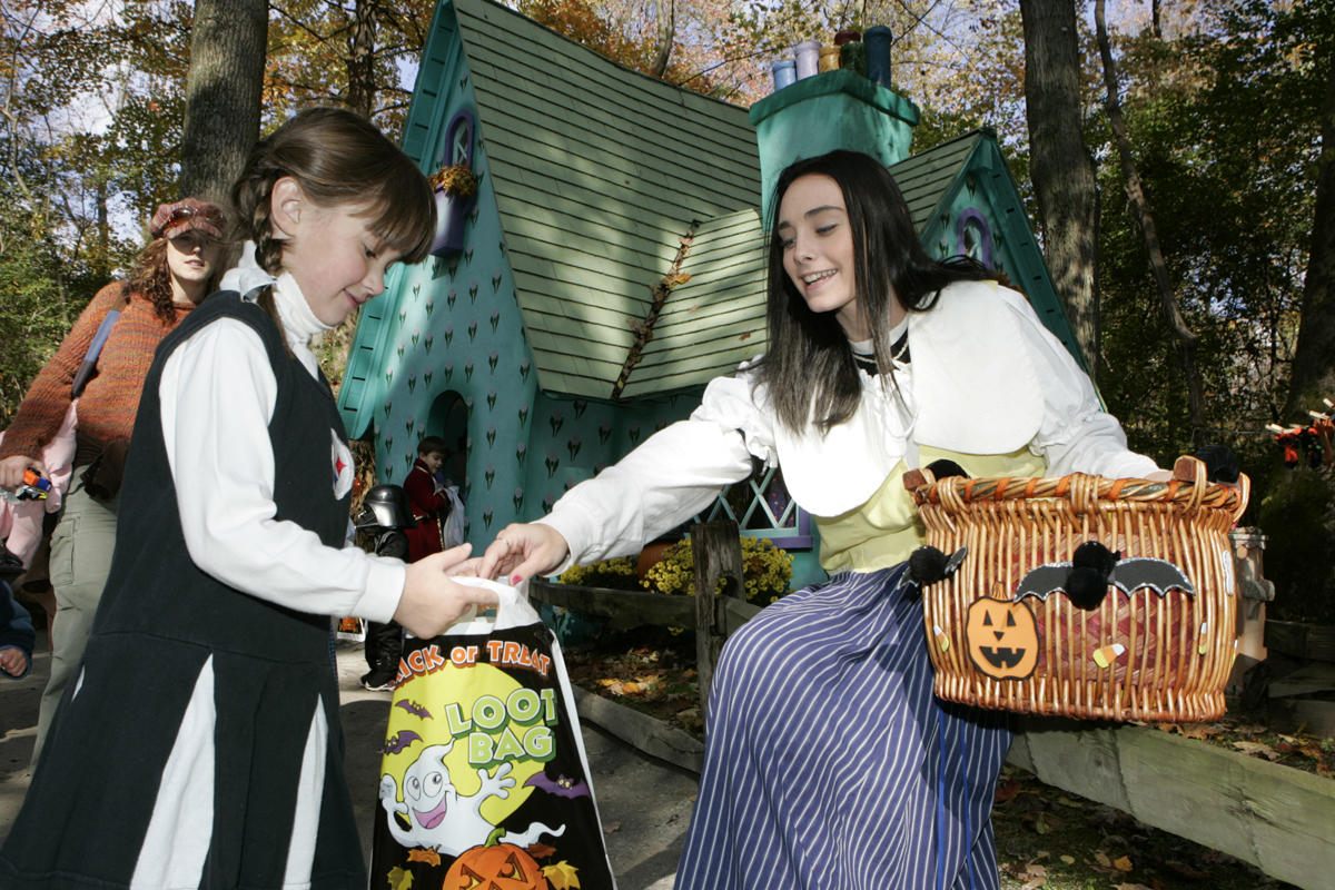 halloween in laurel highlands, pa | halloween family fun