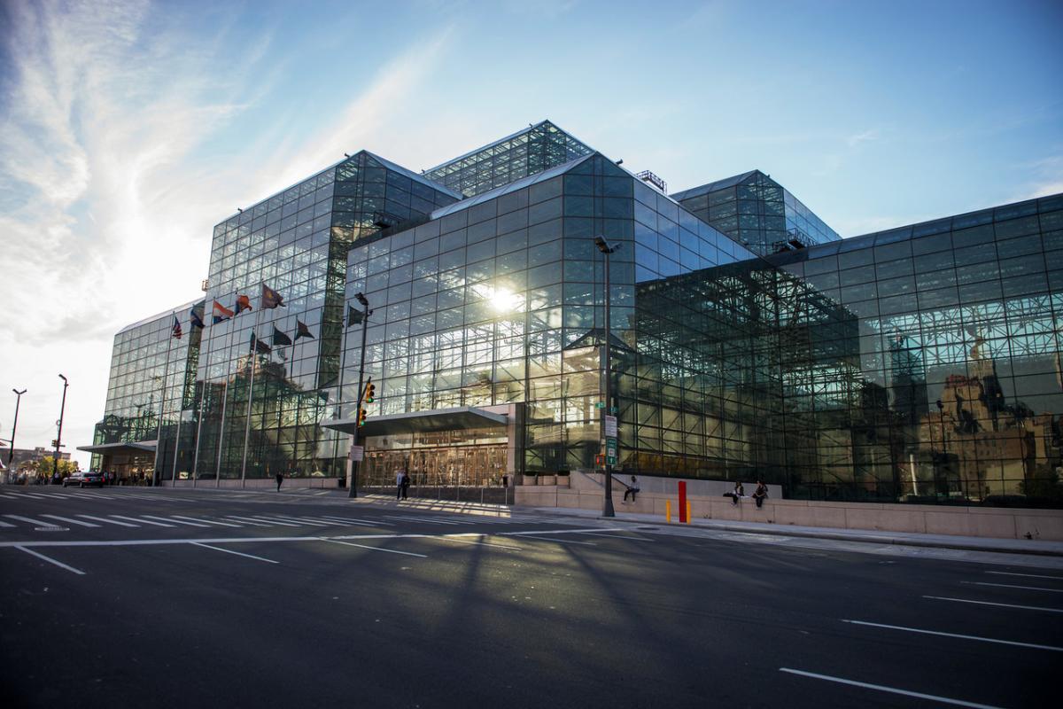 Javits Center, NYC, Manhattan, Hudson Yards, meeting space