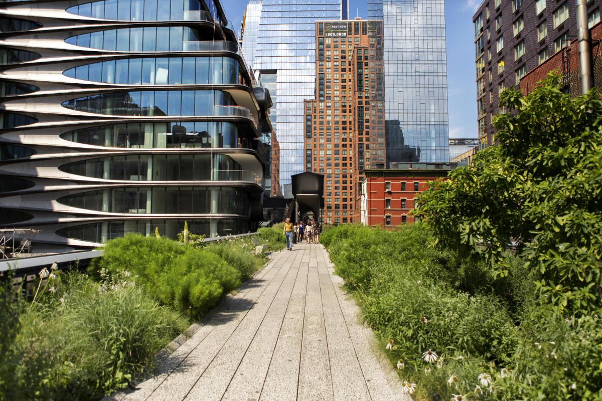 Highline, Spring