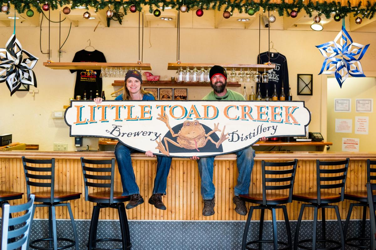 Little Toad Creek Brewery