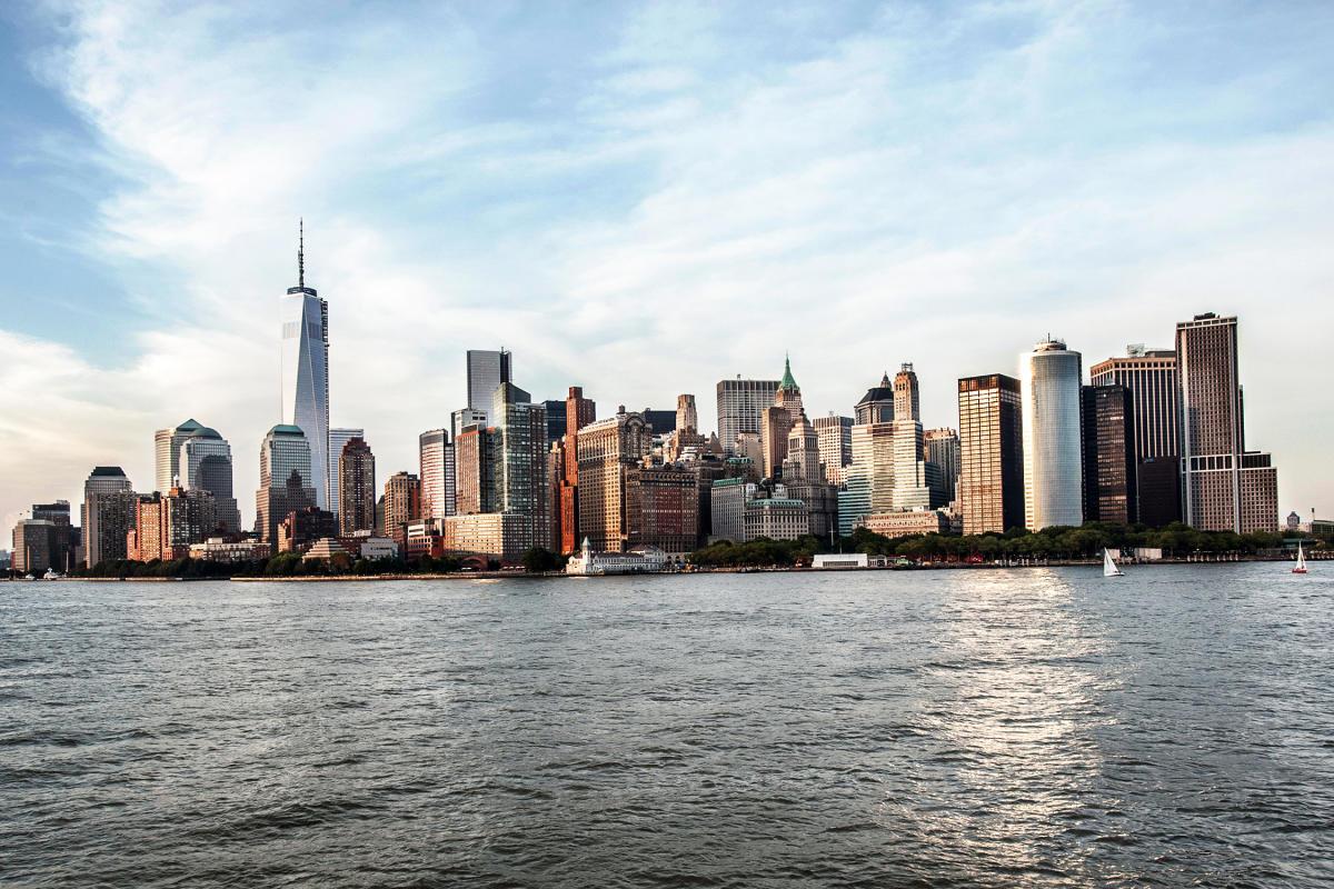 Lower Manhattan, Skyline