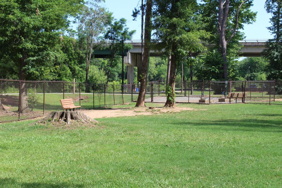 Oconee River Greenway Dog Park