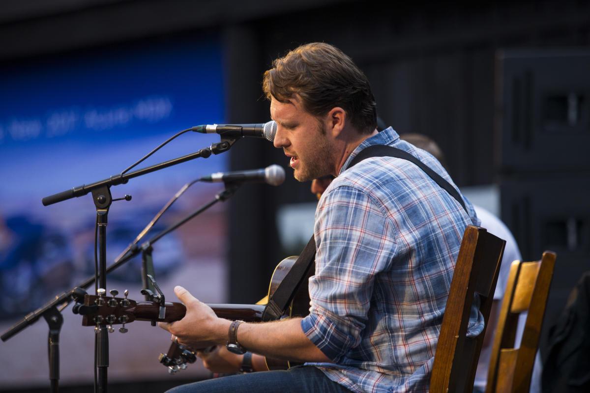 Bluebird Cafe Singer 2018