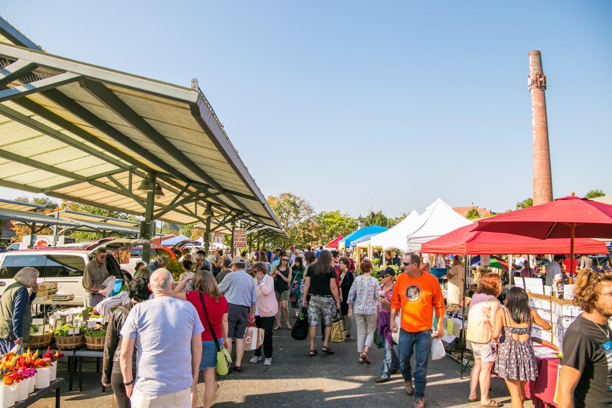 Downtown Bloomington Farmers Market