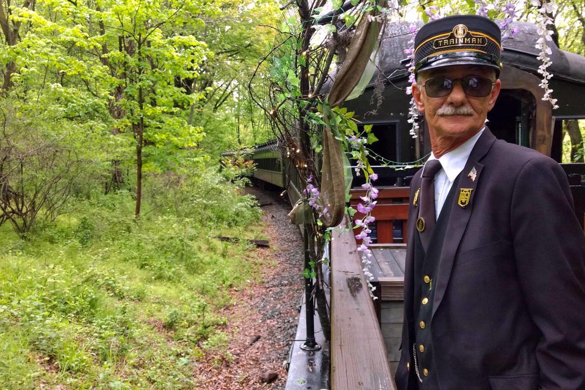 Colebrookdale Railroad Conductor