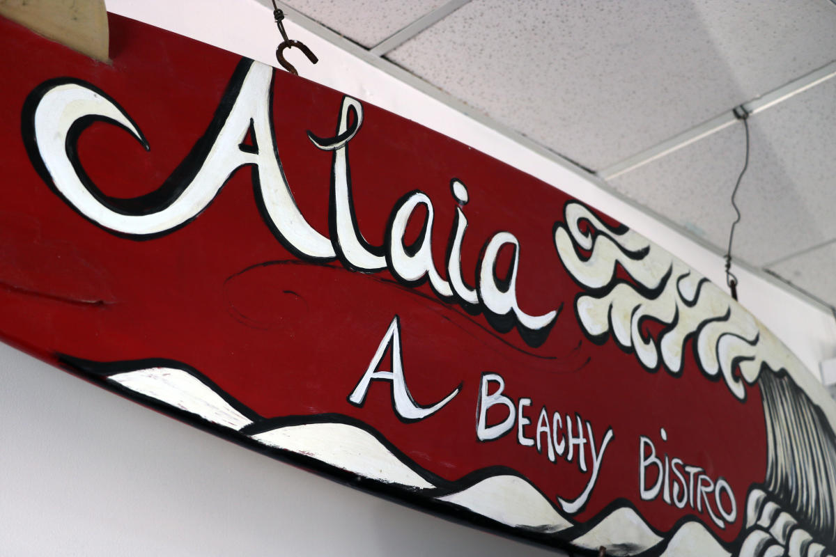 Alia Juice Bar and Bistro
