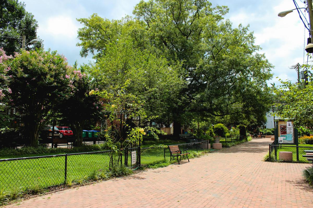 Scuffletown Park