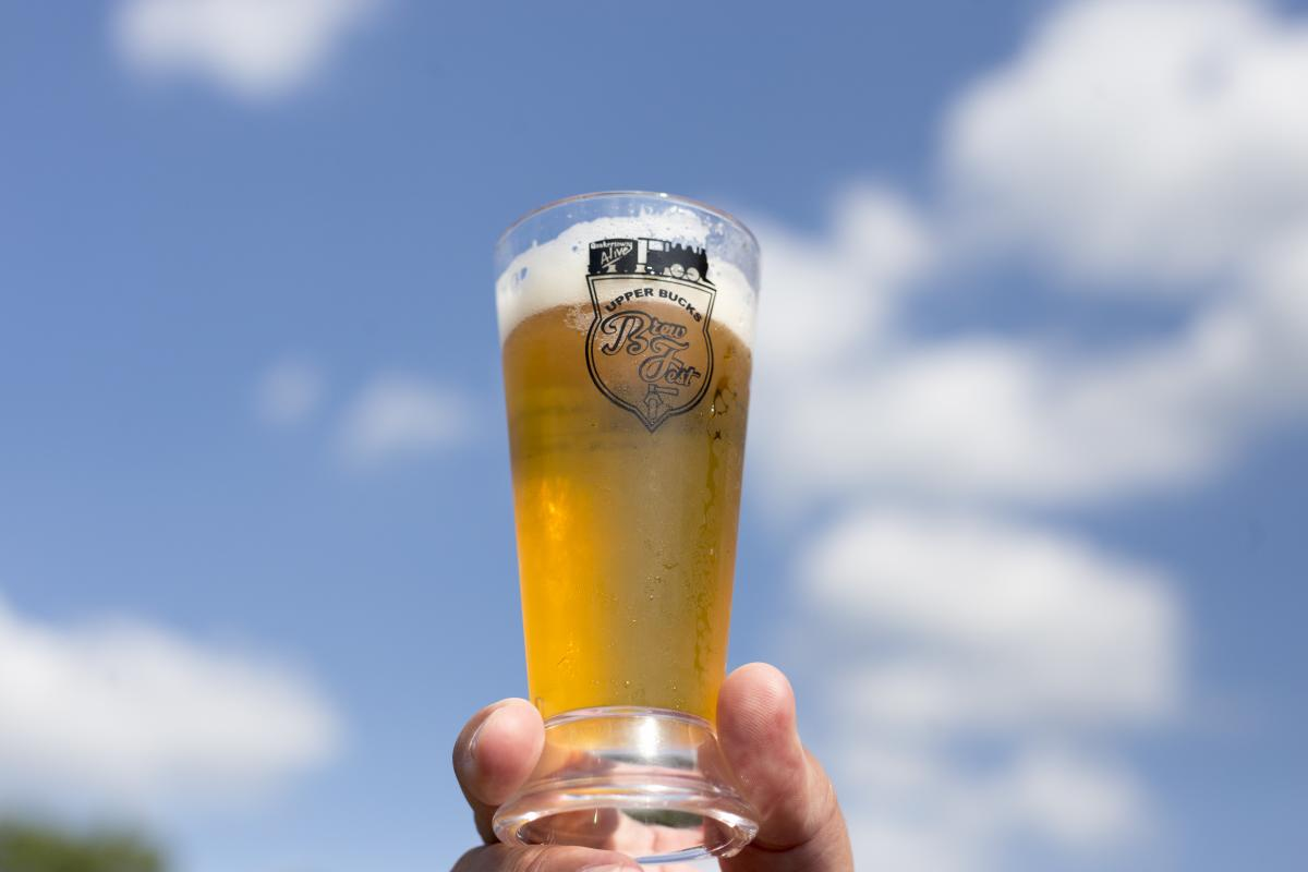 Enjoy the 6th Annual Upper Bucks Brew Fest at the new Park at 4th location!