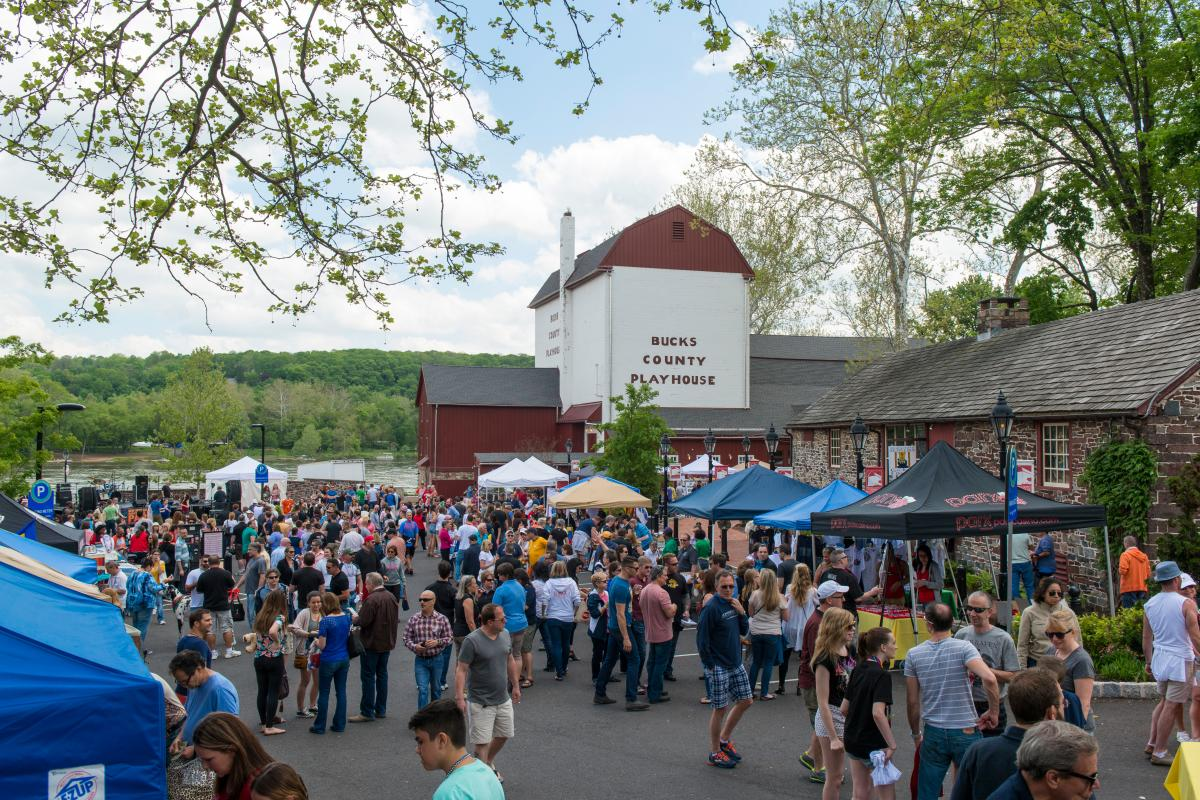Each May, crowds gather for a weeklong celebration during New Hope Pride Week & Parade, presented by New Hope Celebrates.
