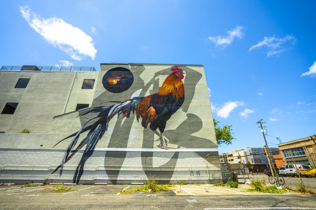 Oakland Art Month