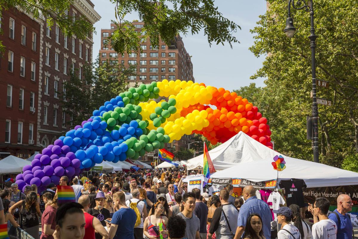 Pride Parade Walter