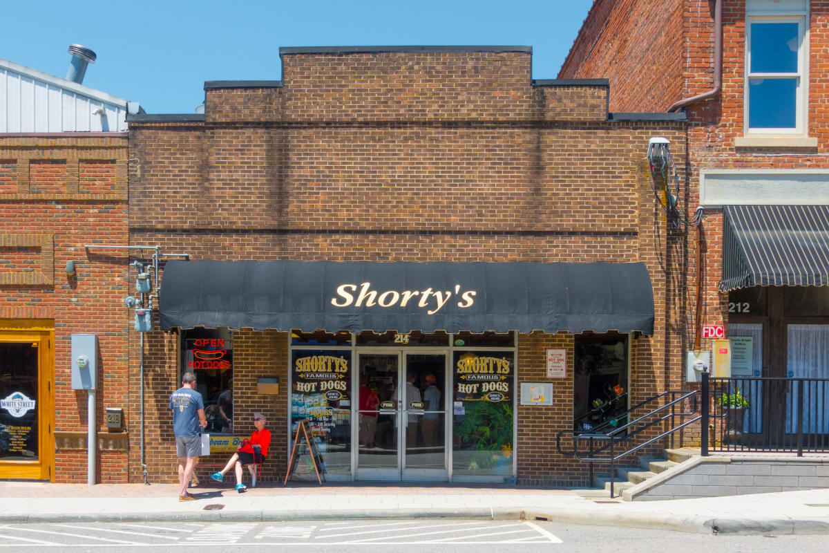 Shorty's Famous Hot Dogs
