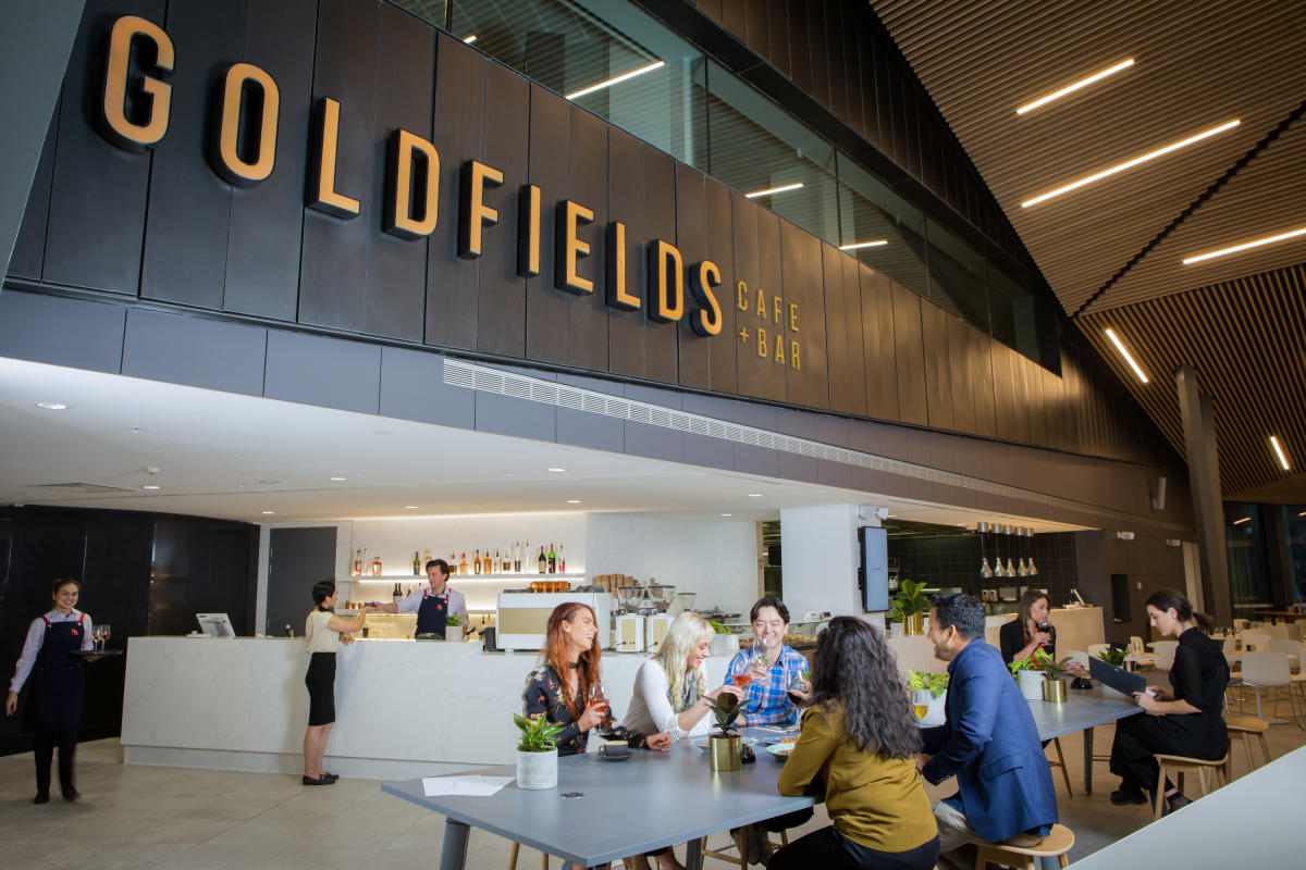 MCEC - Goldfields Cafe & Bar