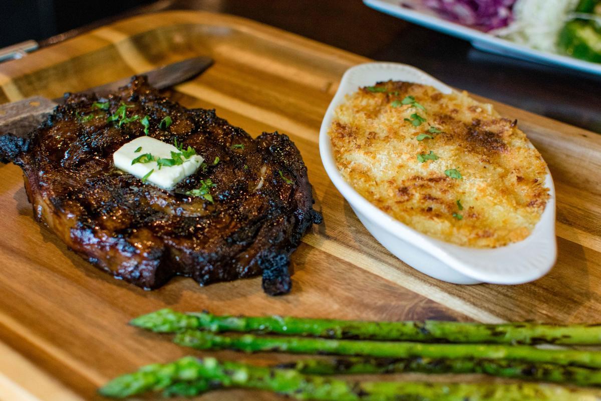 Blu Basil Steak