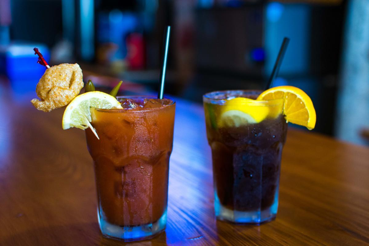 The Cajun Table Cocktails