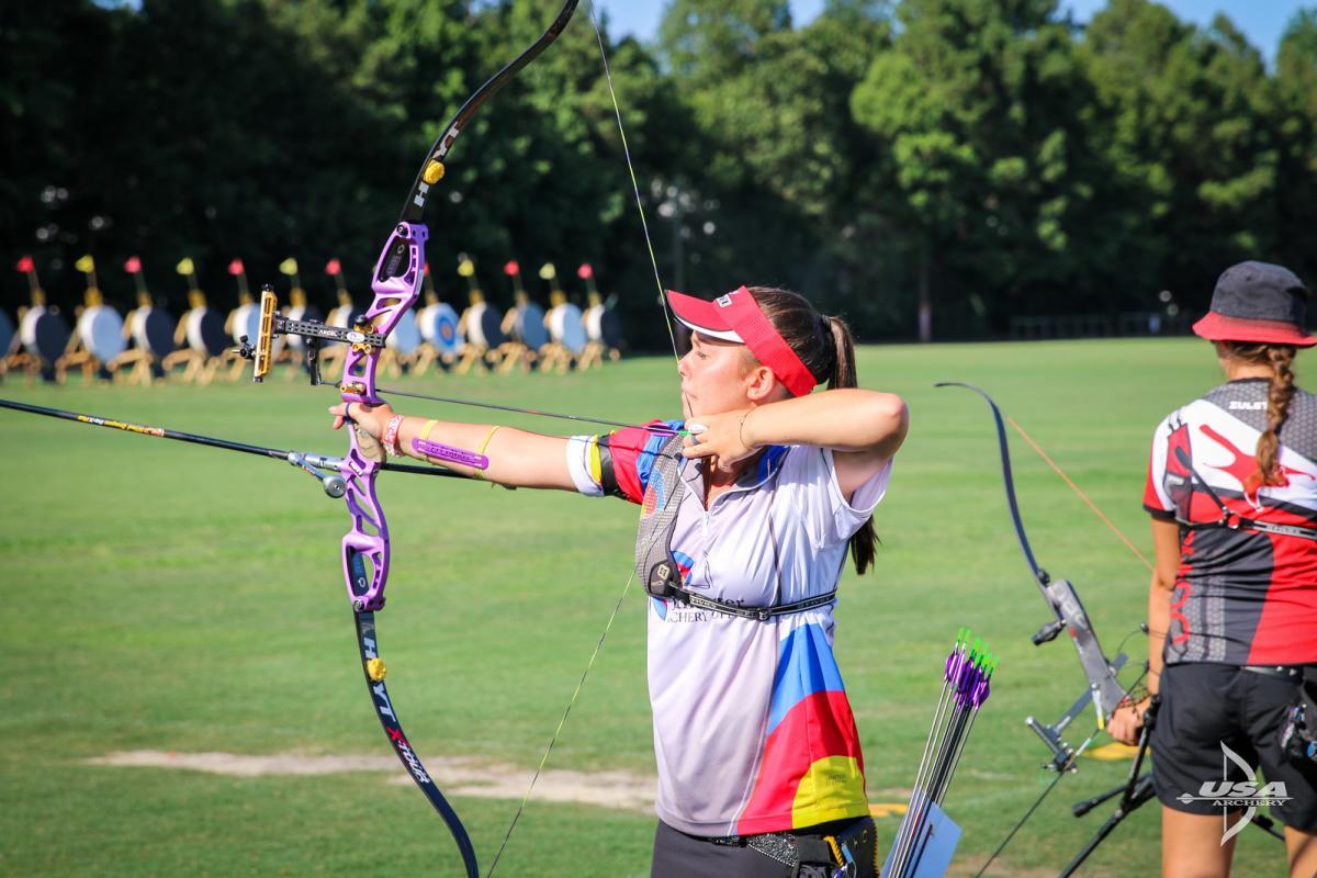 USA Archery 2018 JOAD National Target Championships - Casey Kaufhold