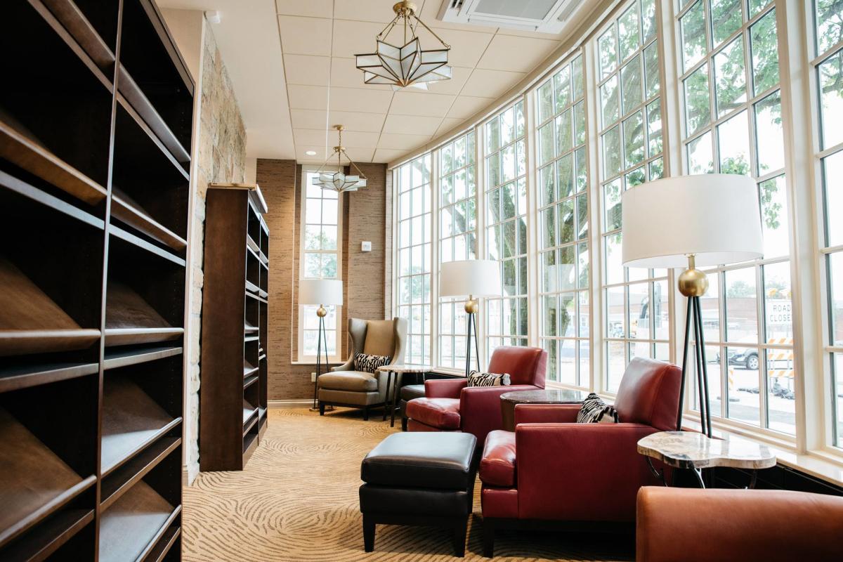 Ligonier Library