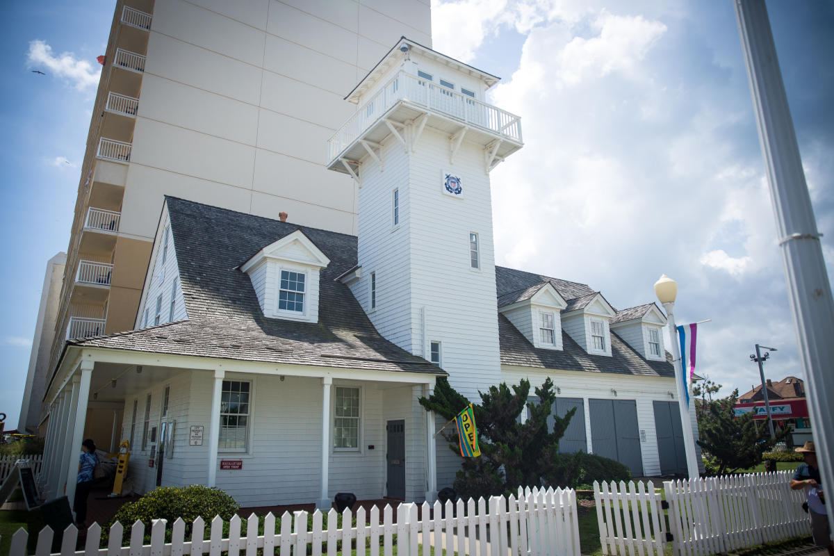 Virginia Beach Surf and Rescue Museum