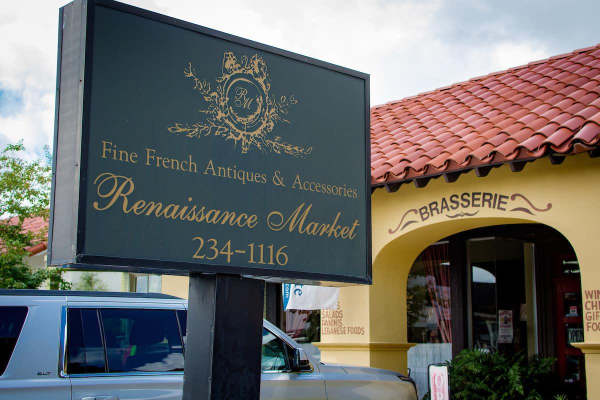 Brasserie at Renaissance Market