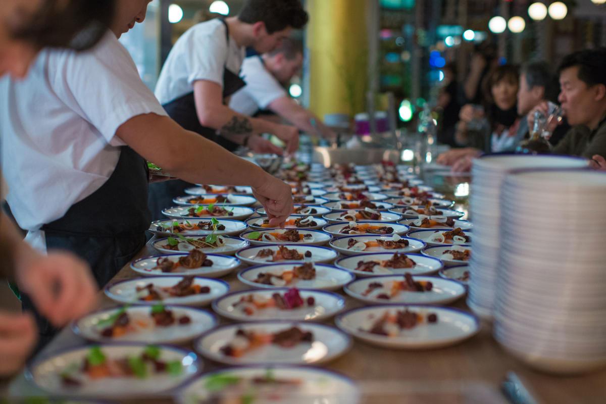 Dine Out Event Registration