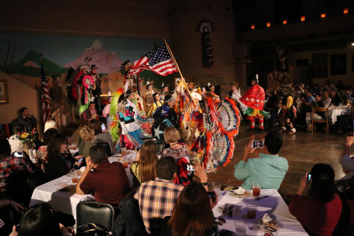 Kwahadi Museum of the American Indian - Dancers 1