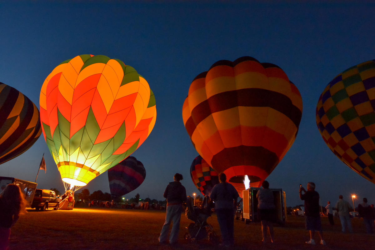 Columbus Balloon Rally