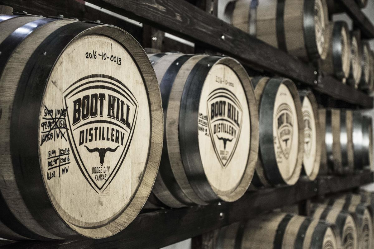Boot Hill Distillery