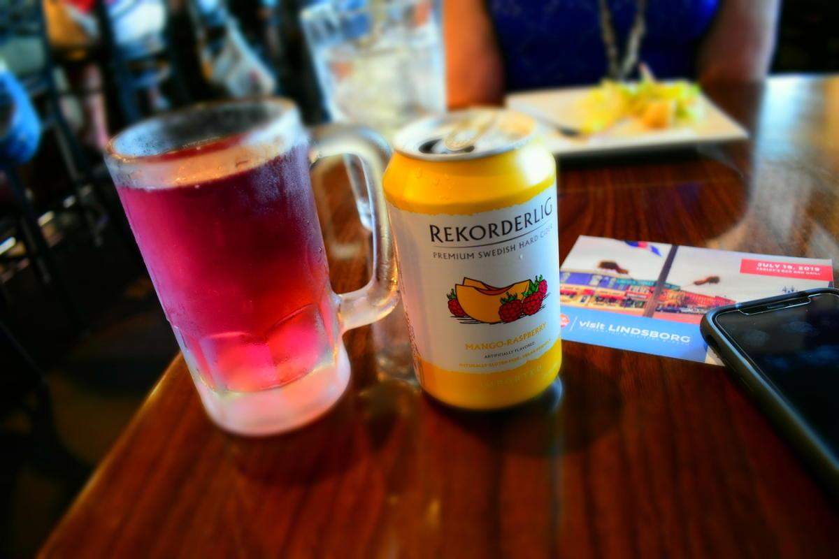 Farley's Swedish Hard Cider - Lindsborg, KS