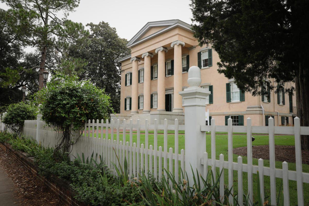 Georgia's Old Governors Mansion
