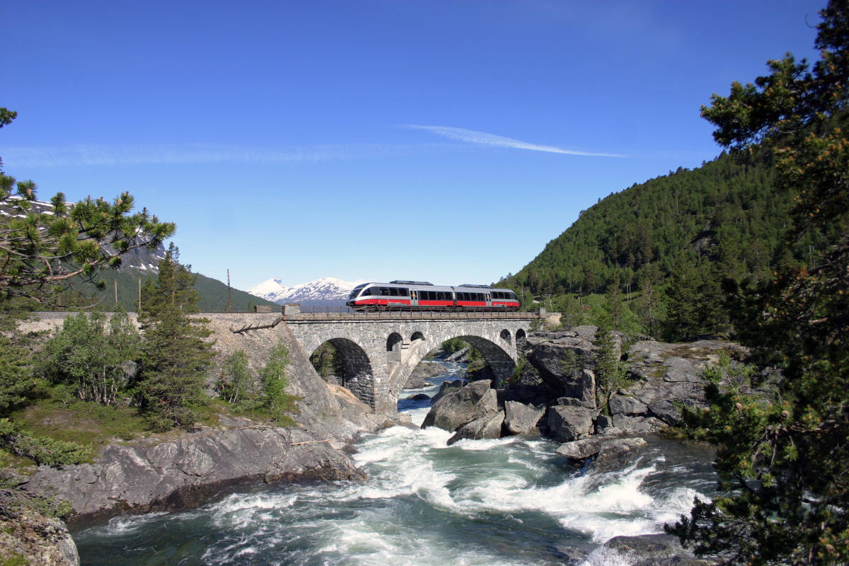 Raumabanen Railway