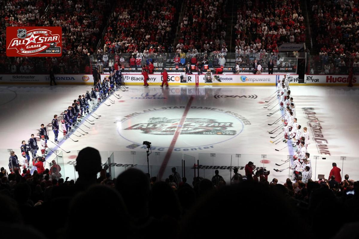 2011 NHL All Star Game, Raleigh