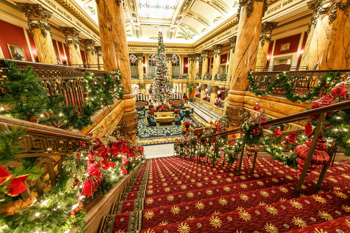 Jefferson Hotel holidays