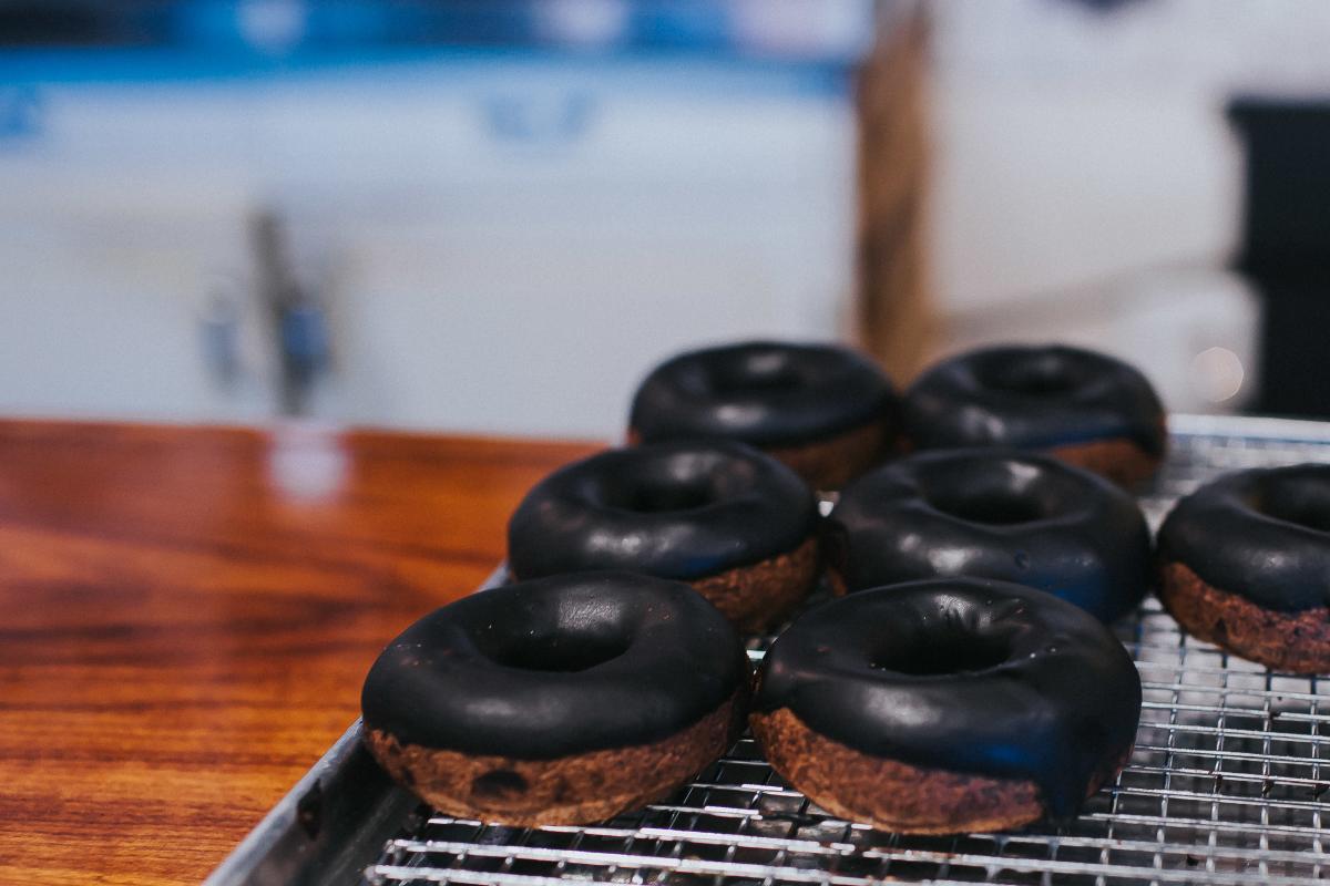 Drift Dough donuts