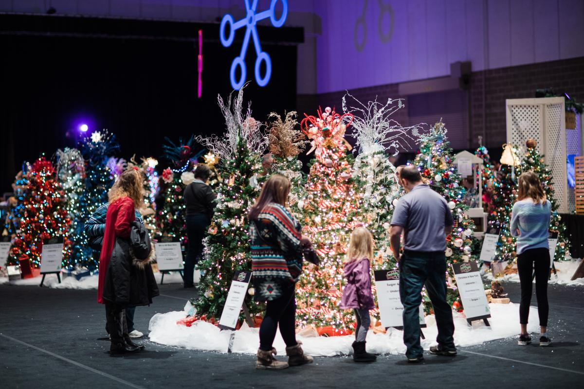 Festival of Trees in Rochester, MN