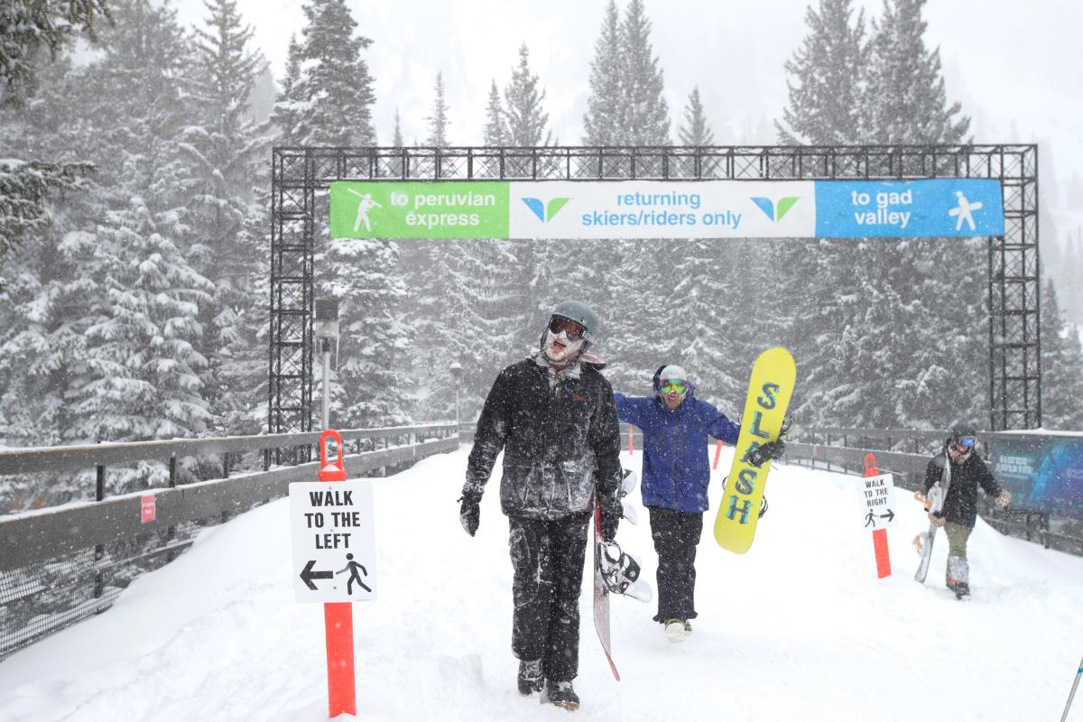 Do good for the environment and earn sweet prizes at Snowbird