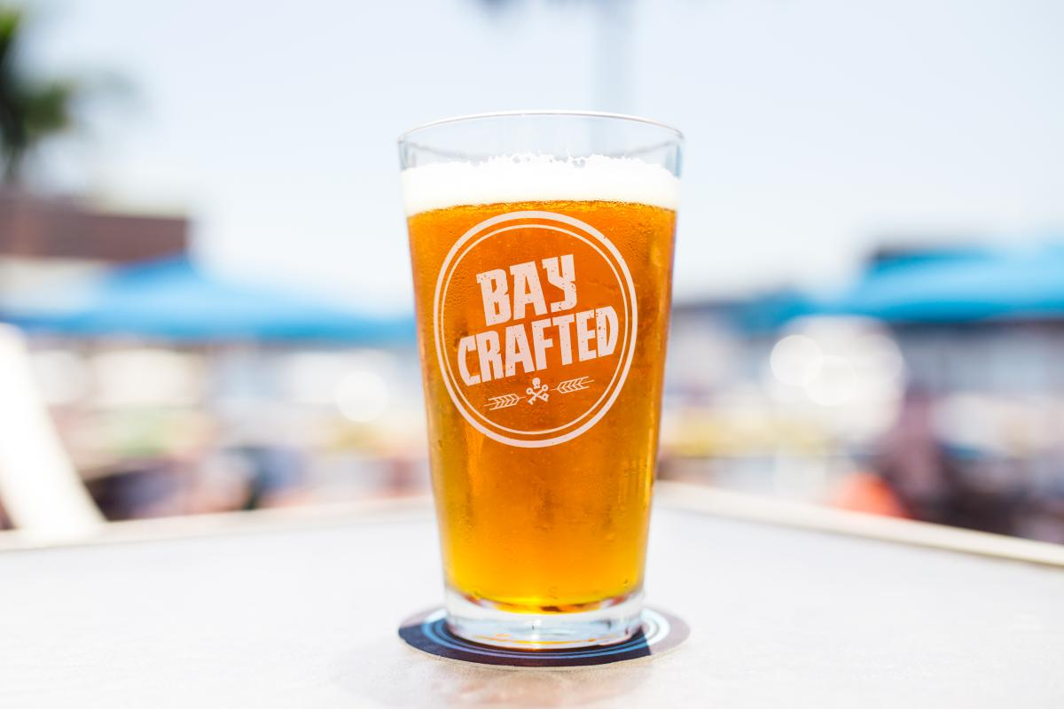 Bay Crafted Tampa Beer