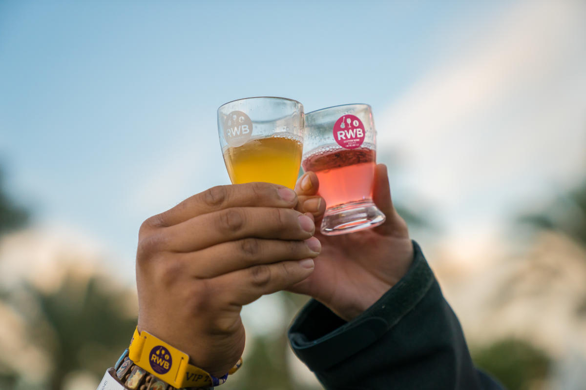 Rhythm, Wine & Brews Experience at Empire Polo Club