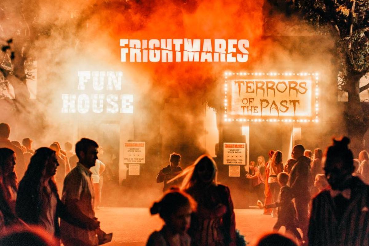 Frightmares at Lagoon