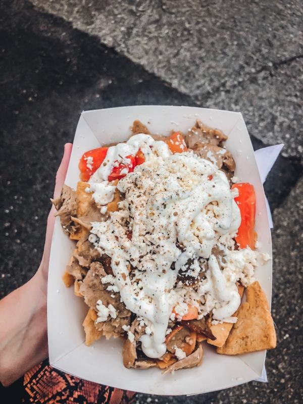 Mad Greek Food Truck | Tap That Topeka Event - Rebekah Baughman