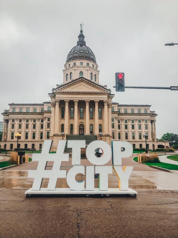 Kansas Capitol Building - Topeka, KS