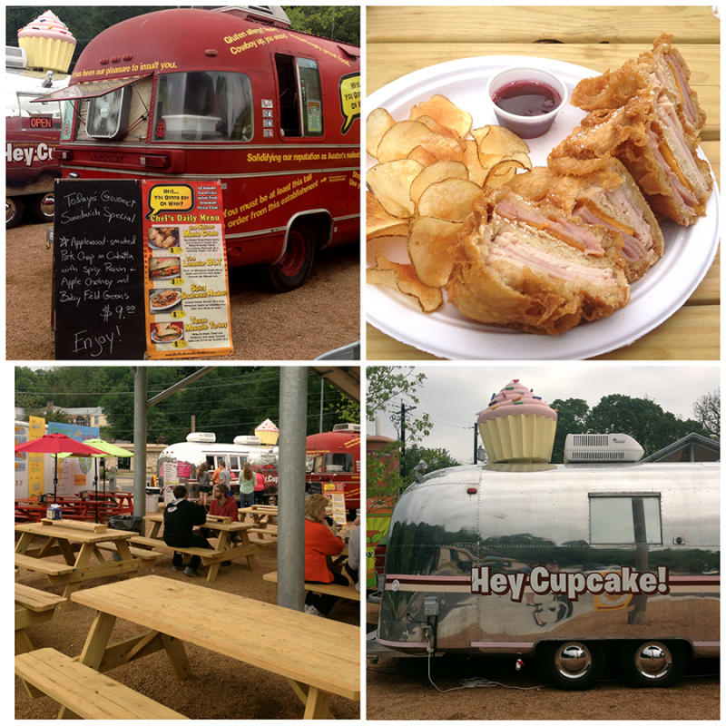 The Picnic Food Truck Park In Austin Tx Austin Insider Blog
